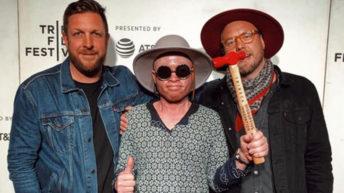 Lazarus wins Tribeca award in US