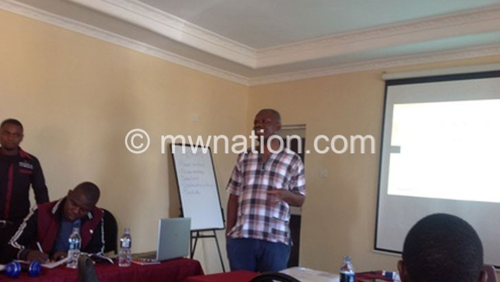 MDYETSENI SPEAKS DURING THE TRA | The Nation Online