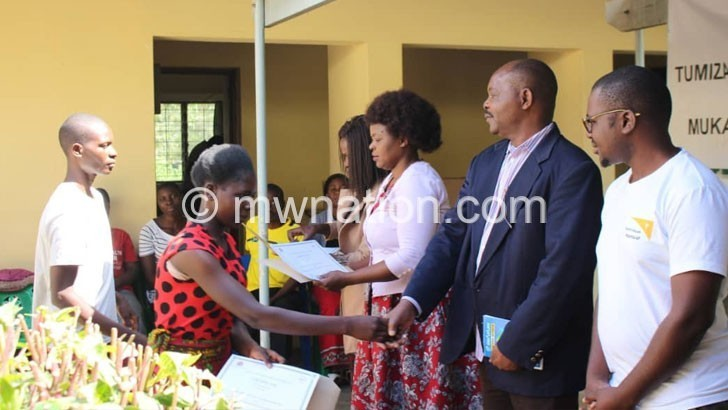 Mzuzu City ushers in two new female councillors