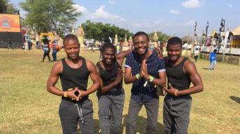 Malawian artists cherish Bushfire moments