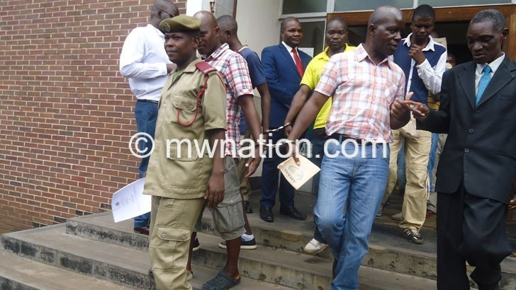 Muhosha to get Legal Aid lawyer
