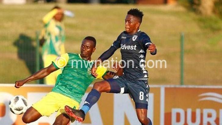 Ng'ambi's team survives PSL relegation scare