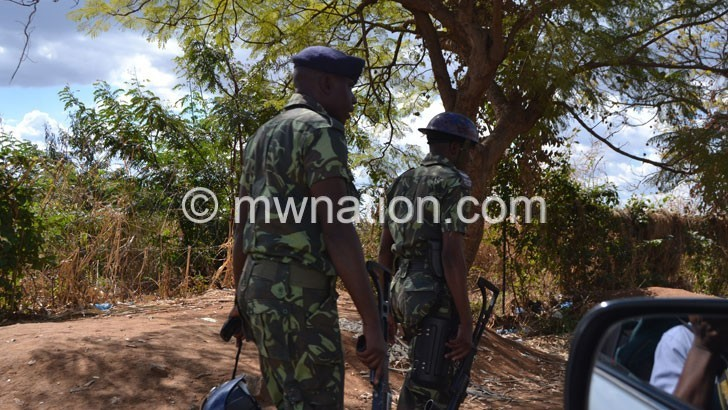 Security agencies  team up for polls