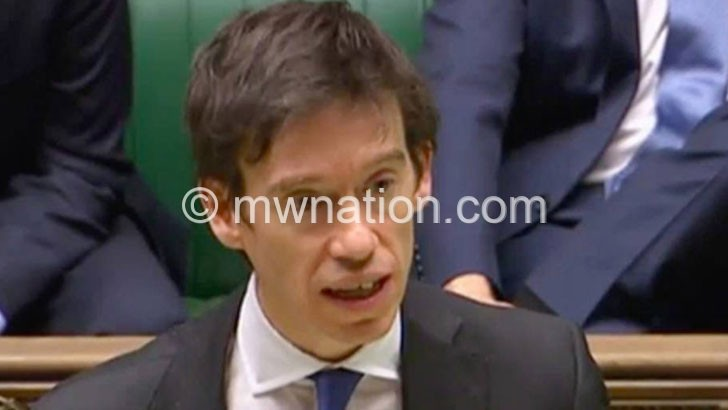 Rory Stewart | The Nation Online