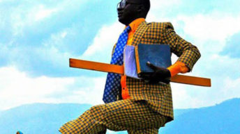 Teacher Mpamire to bring bags of laughter again