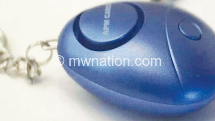 Apam rejects APM branded security alarms