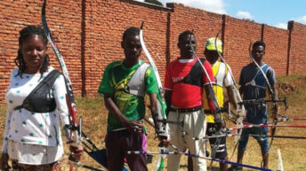 Malawi team in camp for All Africa Games