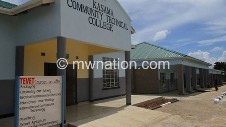 Chitipa technical college ready for commissioning