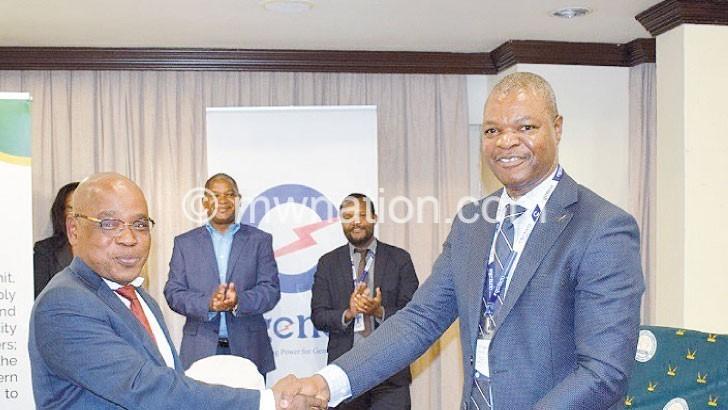 Hope as Escom signs more power deals