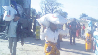 Trust urges Mangochi  flood victims to go home