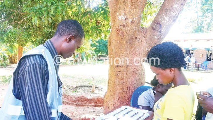 girl voting | The Nation Online