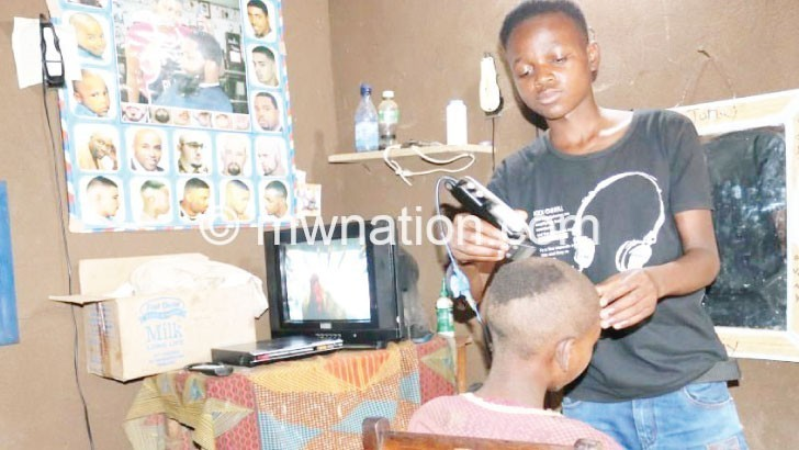 haircut | The Nation Online