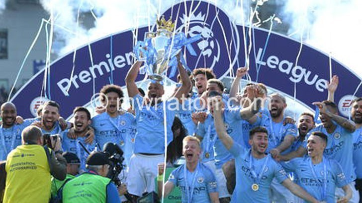 man city | The Nation Online