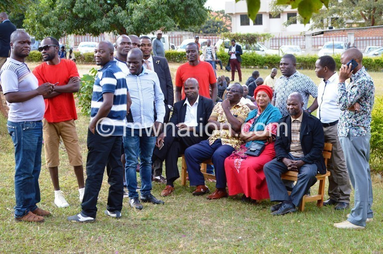 mcp Court yesterday | The Nation Online