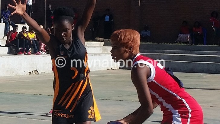 netball 1 | The Nation Online