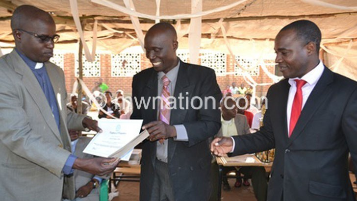 CCAP Blantyre Synod awards best teachers