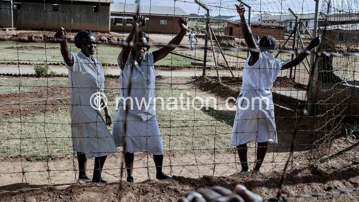 prisoners | The Nation Online
