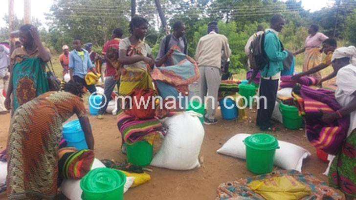 relief items | The Nation Online