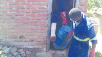Reducing human waste