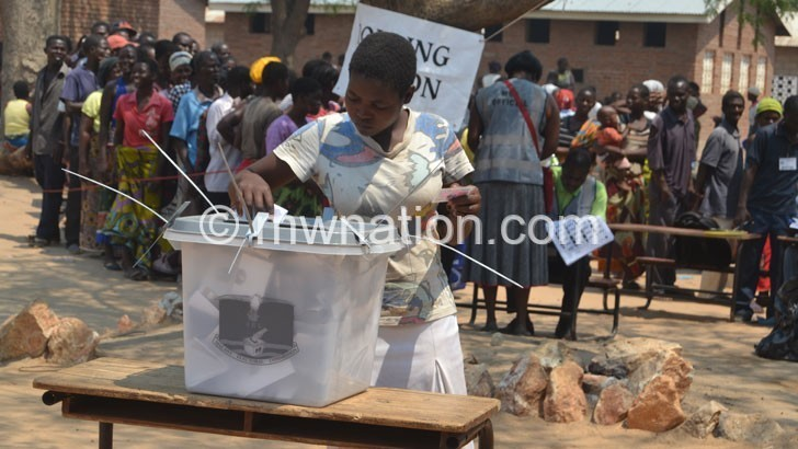 voting 4 | The Nation Online