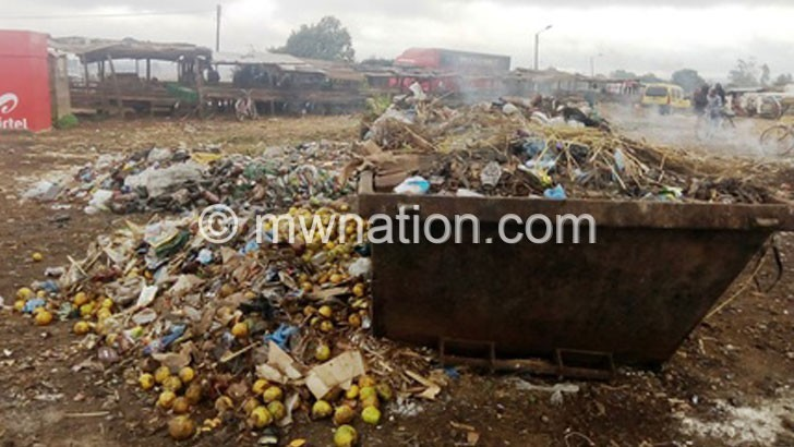 waste | The Nation Online