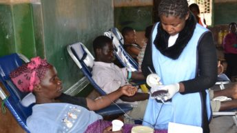 Malawi faces 50% blood deficit