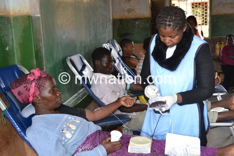 Blood donation | The Nation Online