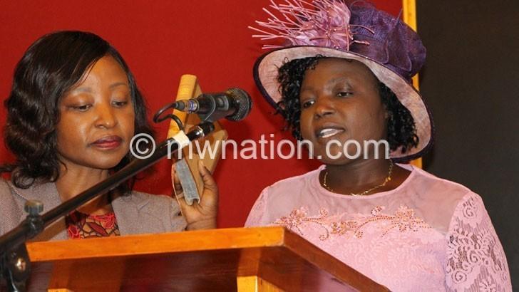 Grace Kwelepeta 1   The Nation Online