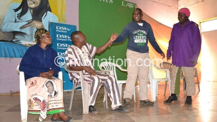 Kwathu Drama Group is one of the oldest theatre groups in Malawi | The Nation Online