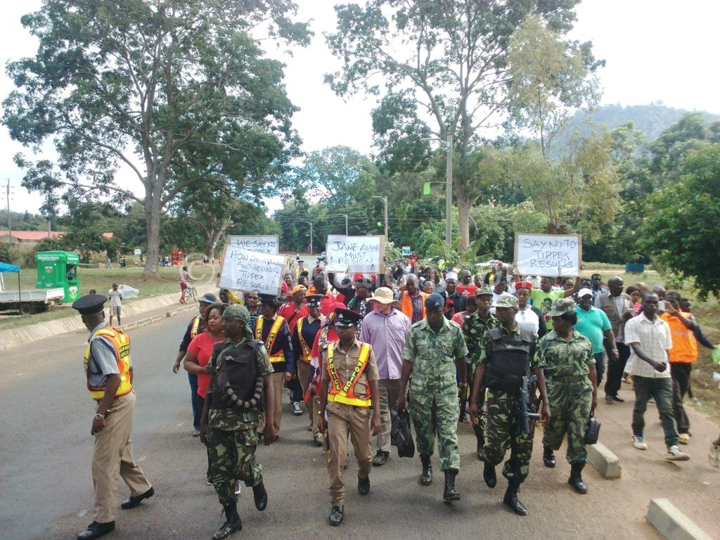 MCP Protests   The Nation Online