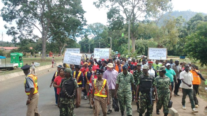 Low MCP demo turnout dissapoints leaders in Zomba