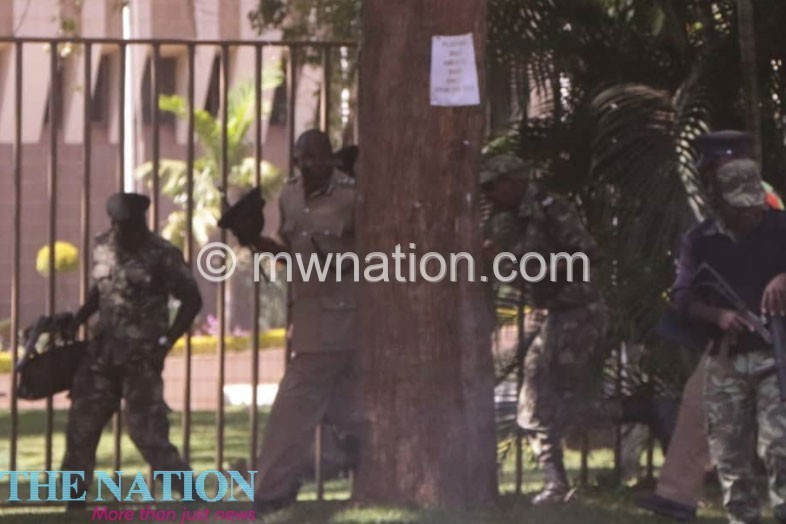 Mcp demos palmer 1 | The Nation Online