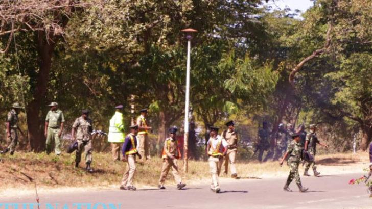 Police tear gas US envoy, Chakwera
