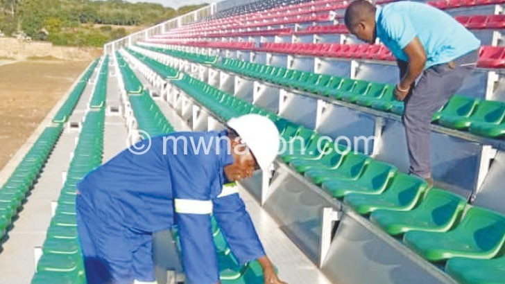 Mpira Stadium | The Nation Online