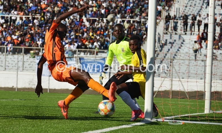 Wanderers vs KB by Bobby   The Nation Online