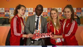 Fifa hails Matola for U-20 World Cup service