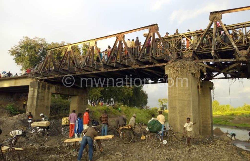 thuchira bridge | The Nation Online