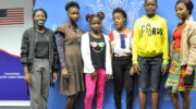 Five girls to participate in US sports leadership camp