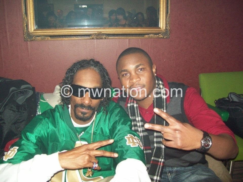 with Snoop Dogg | The Nation Online