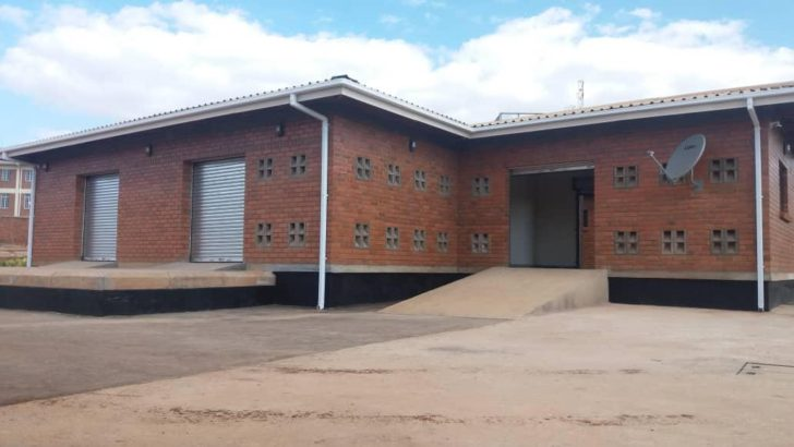 Cancer centre set to be ready in 8 months
