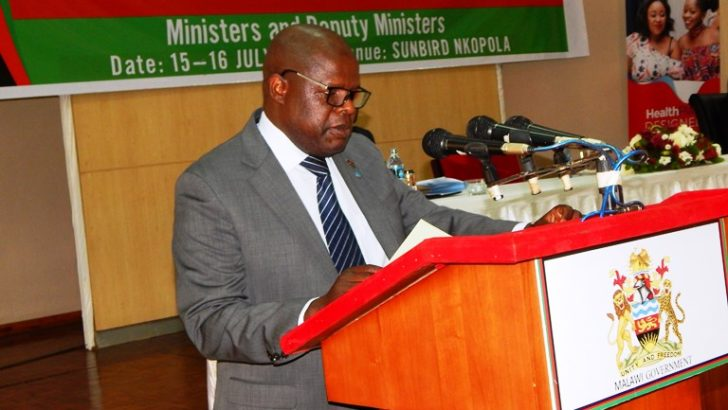 VP warns ministers against corruption
