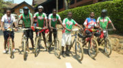 Presidential Cycling contestants challenged