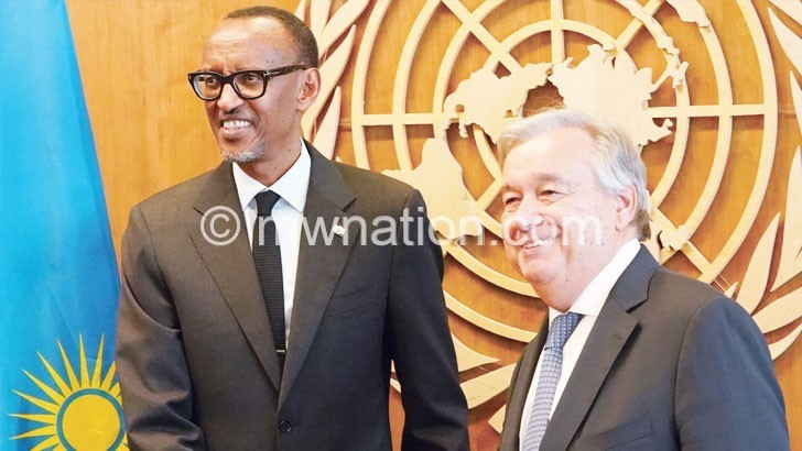 Kagame | The Nation Online