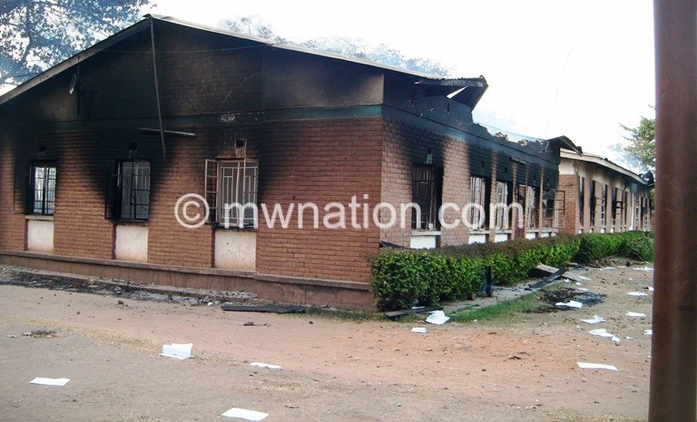 Karinga District Council offices | The Nation Online
