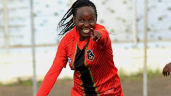 Skippers demolish Functured  34-0 in FAM Women's League