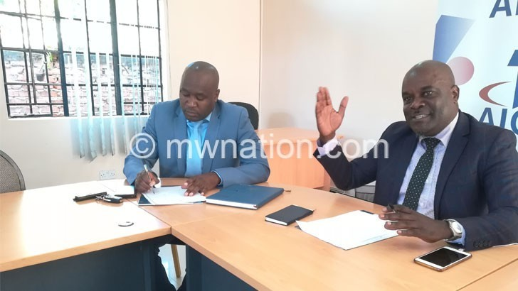 Malawi not benefitting from  global cotton body—Aicc