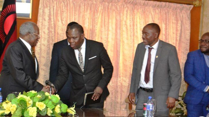 Muluzi, HRDC talks end in deadlock