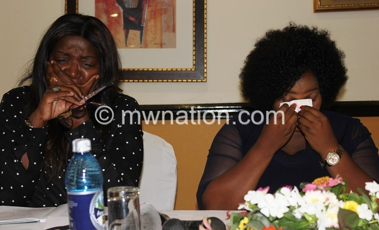 NAvicha seodi crying1 | The Nation Online