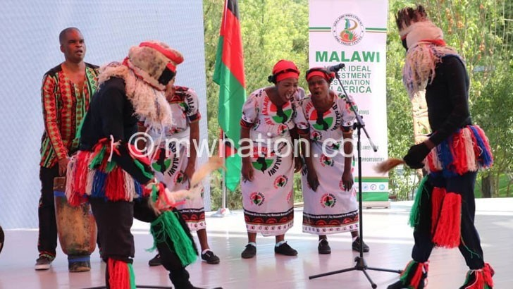 Nation dance troupe two | The Nation Online
