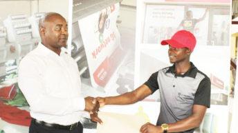 Hallmark flies local golfer to Zimbabwe for tourney